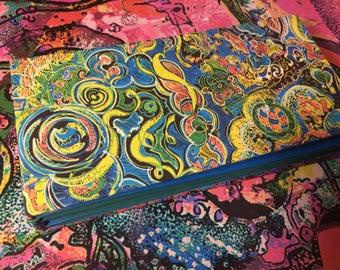 Custom Art Ticket Stub Album - 52 stubs