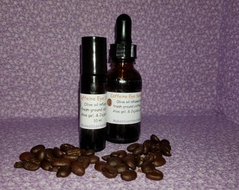 Caffeine Under Eye Treatment