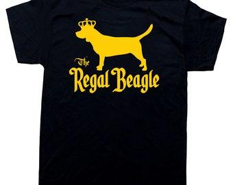 Three's Company, John Ritter The Regal Beagle T-Shirt
