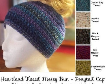 Messy Bun, Low Pony & Beanies for Guys, Gals