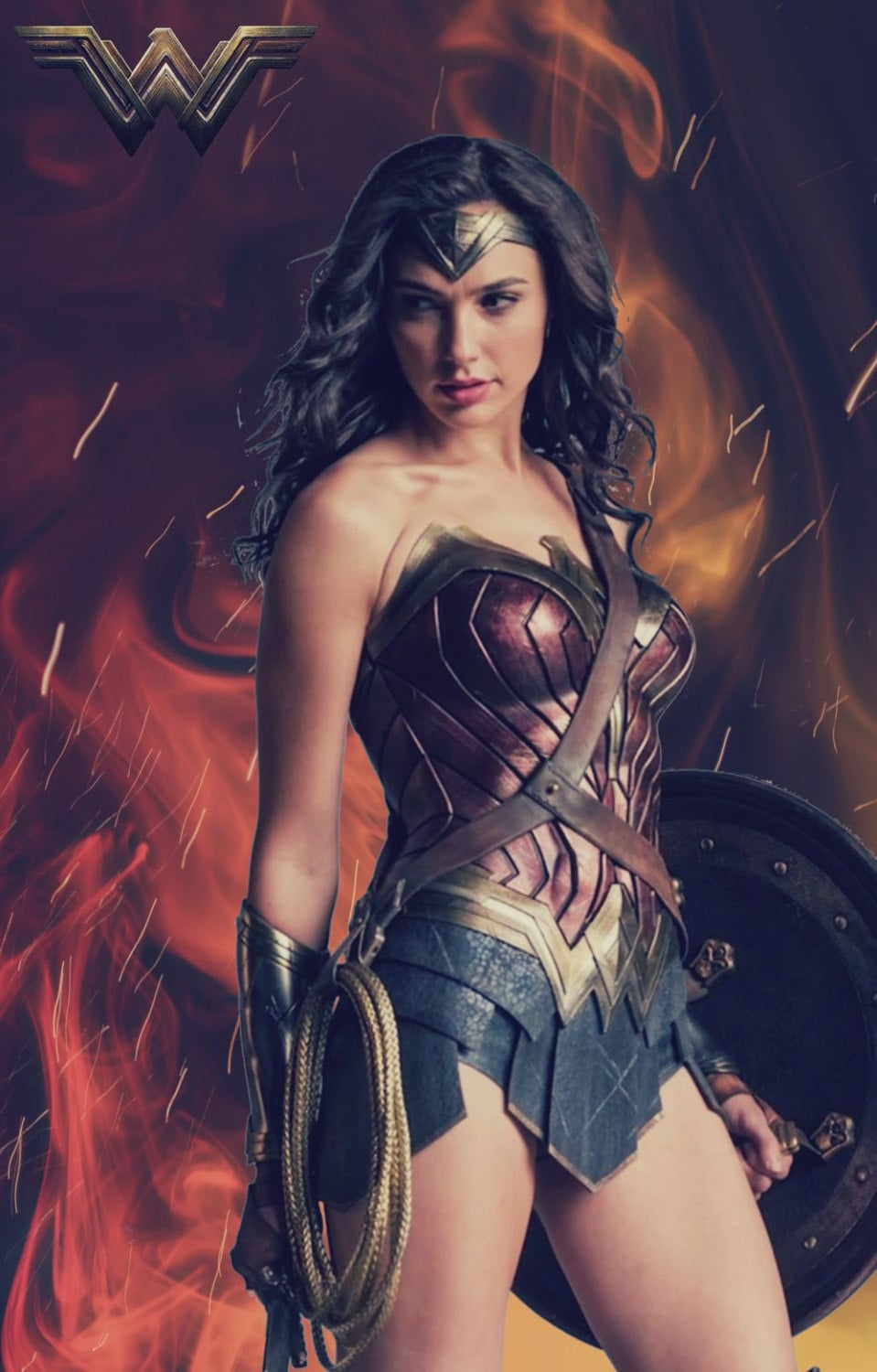 sexy wonder woman pictures