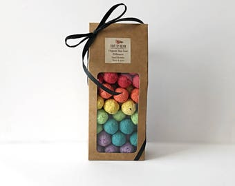 Milkweed Rainbow Seed Bomb-Mothers Day-Gardner Gift-Green Thumb-Plantable Paper-Ecofriendly Easter