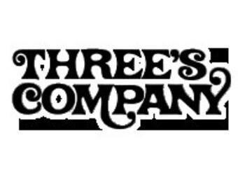 Three's Company shirt