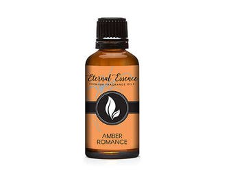 Amber Romance Premium Grade Fragrance Oil - 30ml