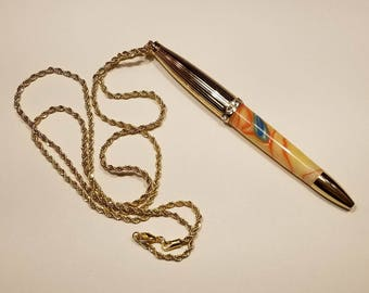 Necklace Ballpoint Pen