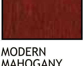 wiping wood and architectural wiping stains 2 Modern Mahogany Gal