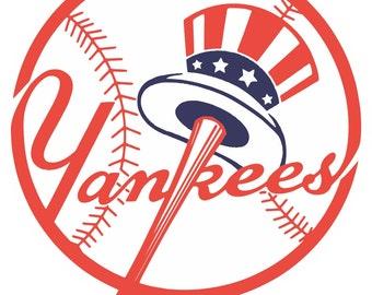 New York Yankees Decal/Sticker