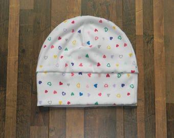 Baby Beanie Hat (3-6 months)