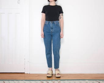 Size 30 / Levis Ultra High Waist Stone Wash Jeans