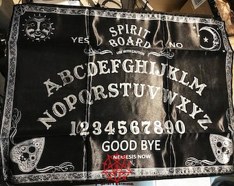 ouija spirit board altar cloth