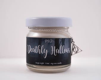 Scented Candle 'Deathly Hallows'