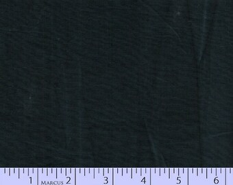New Aged Muslin from Marcus Fabrics - Full or Half Yard Midnight Blue Distressed Parchment Look Blender - 9667-9667