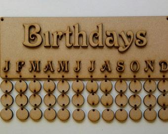 Birthday Reminder kit
