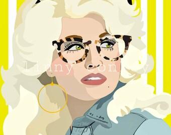 Hello Dolly 11x14