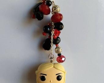 Game of Thrones Funko Pop Daenerys Targaryen Ornament, christmas ornament, khaleesi, mother of dragons, gift for her, gift for him geek gift