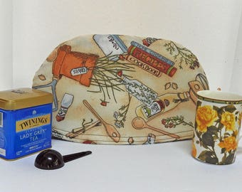 Kitchen Art - Small Dome Tea Cozy for Small Tea Pot or Cup
