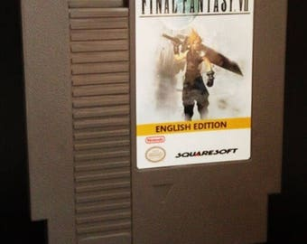 Final Fantasy VII   NES   English version