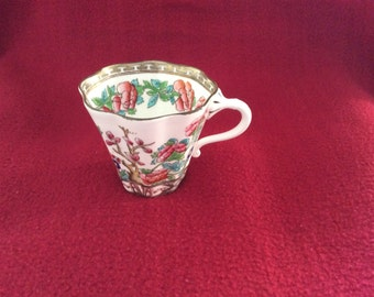 Coalport Indian Tree Tea Cup
