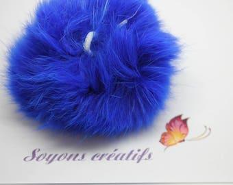 Beautiful tassel Angora 8cm-Blue SC00808232 - sewing - jewelry