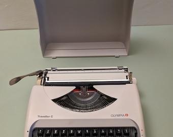 Olympia Traveller C Manual Portable Typewriter