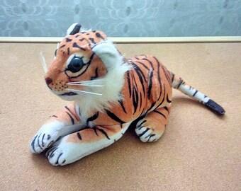Soft toy Tiger cub
