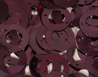 100 Sequins / Purple Color / KBRS010