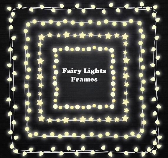Fairy Lights Clipart String Lights Clipart Fairy Lights