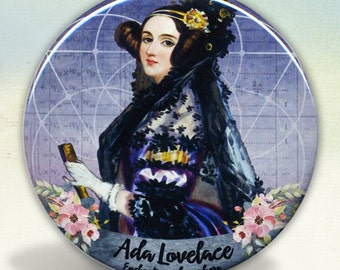 Ada Lovelace Enchantress of Numbers