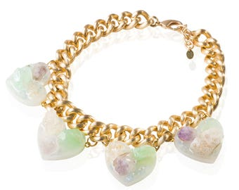 Heart Goddess Necklace