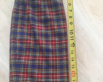 Ladies Escada Sport wool skirt see picture for Measurements