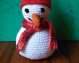 Christmas - Snowman - snowman crochet