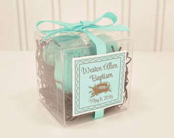 Robin's Egg Favors - Your Choice Color - Shower Favors - Custom Favor