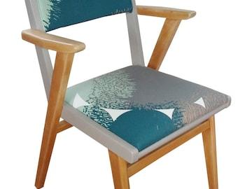 Chair Bridge vintage 50s Scandinavian style