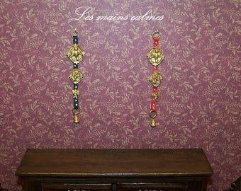Miniature wall ornament 10ème and 12ème
