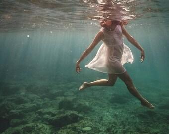 The Dance - Underwater Fine Art Photograph - Various Sizes - Unframed