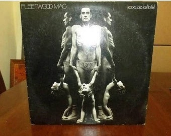 Vintage 1974 LP Vinyl Record Fleetwood Mac Heroes Are Hard to Find Excellent Condition Reprise Records 6936