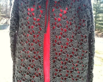 Sweaters. Cardigans, Women, Girls, Fashions, Accessories, Clothing, Crochet