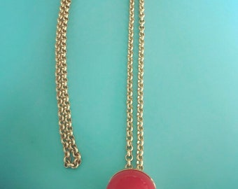 Red Orb Pendant