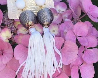 Tassel Earrings Summer Style