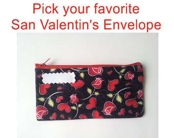 Valentine's Day Cash Envelope Budget - for use with the Dave Ramsey System