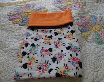 Spring Lamb Pillowcase