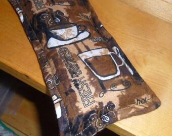 Coffee Designed Heating Pad