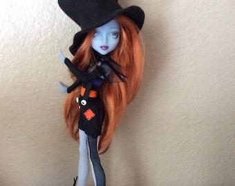 Monster Doll High Repaint. Truvie