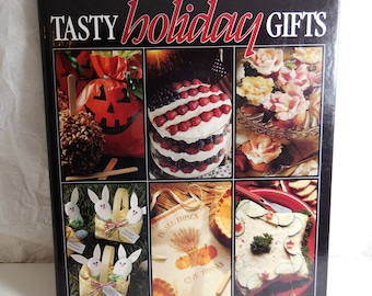 Tasty Holiday Gifts - How To Book for homemade food & gifts for all occasions