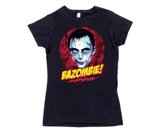 Womens Bazombie T Shirt