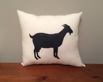 Goat Pillow