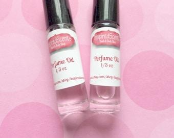 Crystal Pink Sugar ( TYPE)  Perfume  Roll On