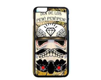 iPhone Case Choose Your Case Size Skeleton Stormtrooper #D431