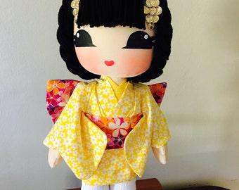 kawaii doll /beautiful geisha