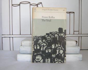 The Trial by Franz Kafka (Vintage, Penguin, Modern Classics)